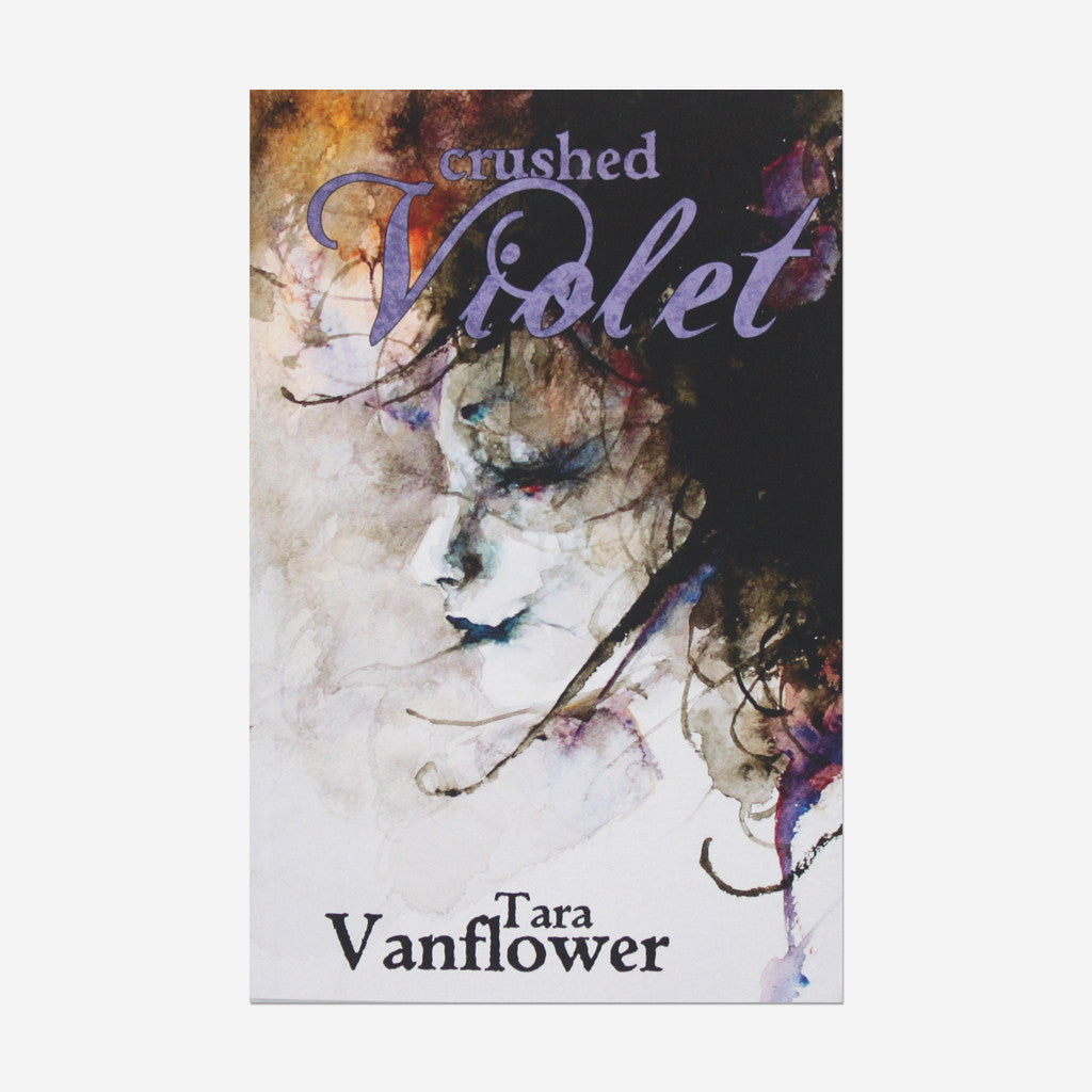 Crushed Violet: Part Two Of The Violet Series Signed Paperback