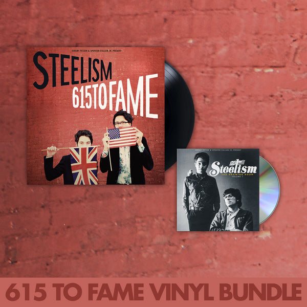 615 To Fame Vinyl Bundle by Steelism for sale on hellomerch.com