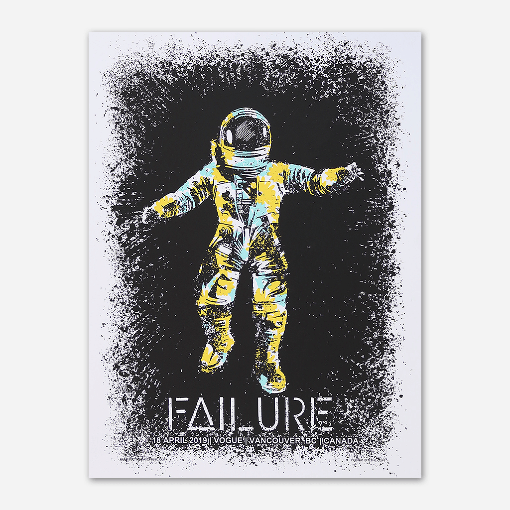 Failure Show Posters