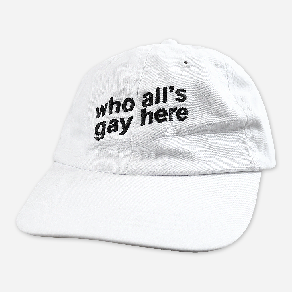 Who All's Gay Here Hat