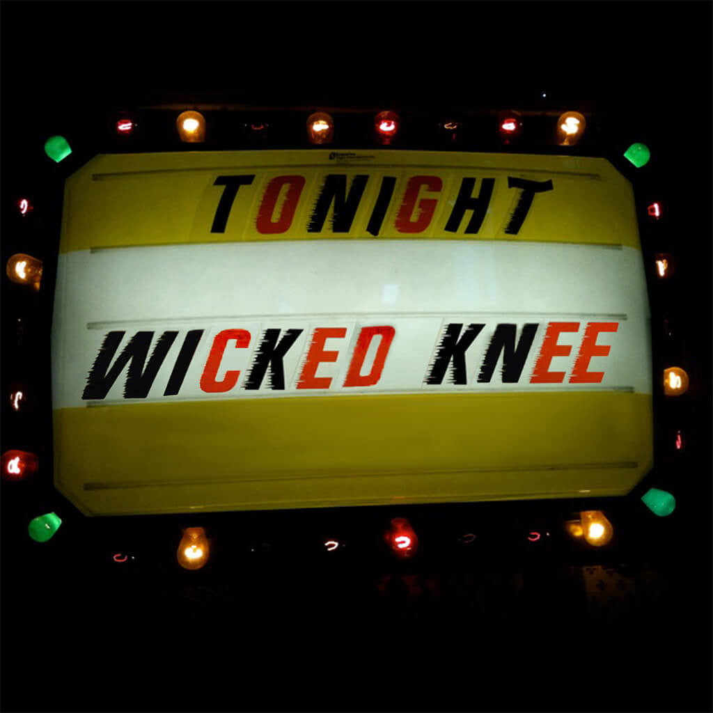 Wicked Knee - EP CD - Billy Martin - Hello Merch