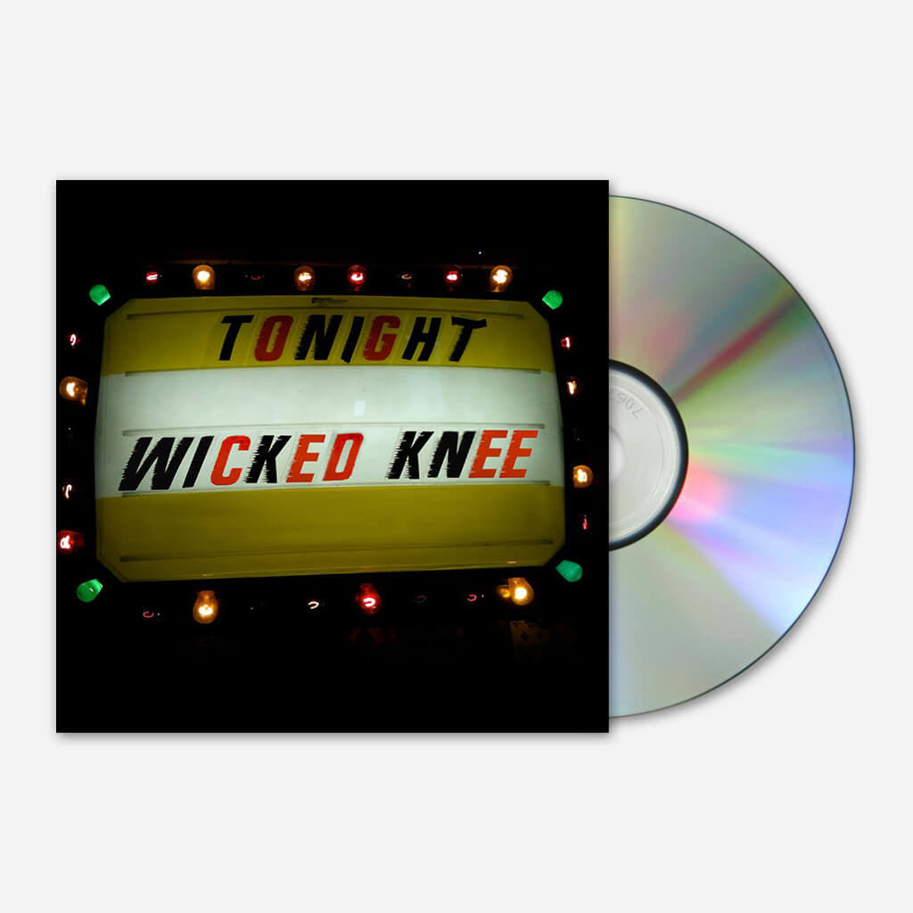 Wicked Knee - EP CD