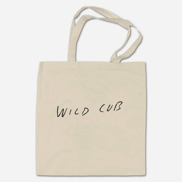 Wild Cub Logo Tote Bag by Wild Cub for sale on hellomerch.com