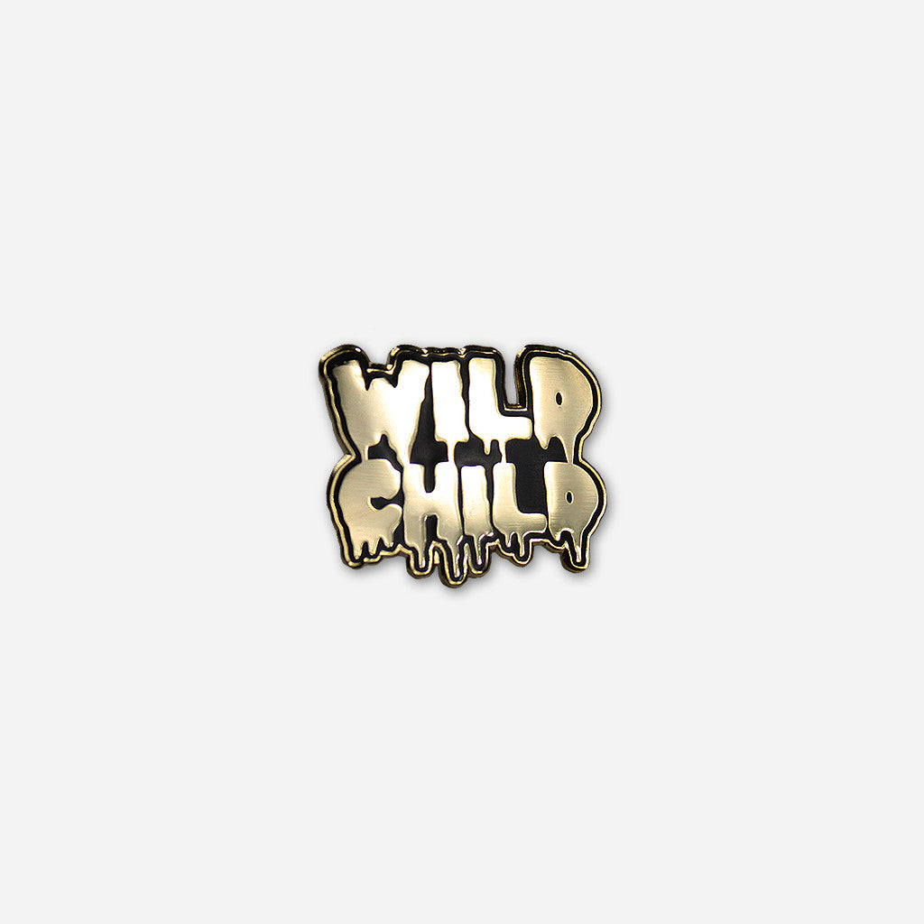 Wild Child Pin - Cardiknox - Hello Merch