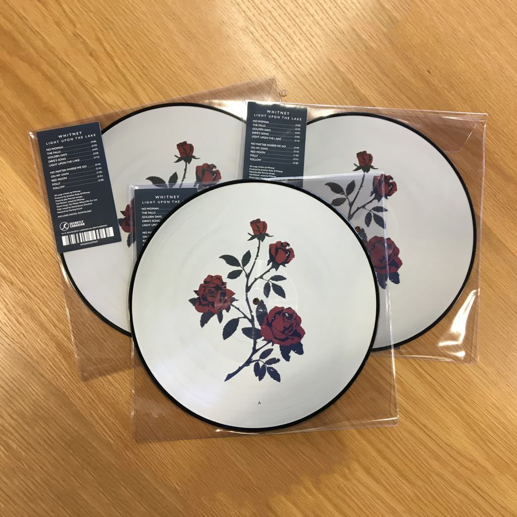 "Light Upon The Lake Limited Edition Picture Disc 12"" Vinyl"