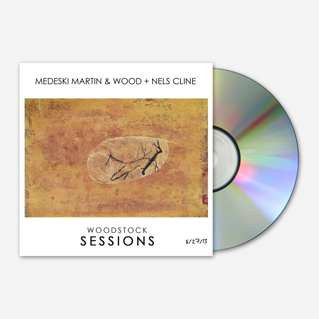 MMW + Nels Cline Woodstock Sessions CD