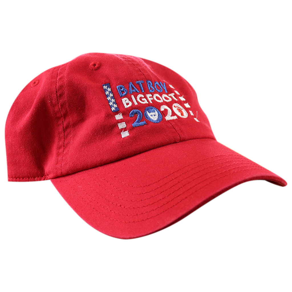 Bat Boy | Bigfoot 2020 Red Hat