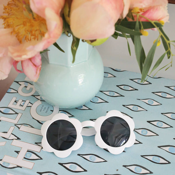 Oui Fresh Daisy Sunnies - White Lightning by Oui Fresh for sale on hellomerch.com