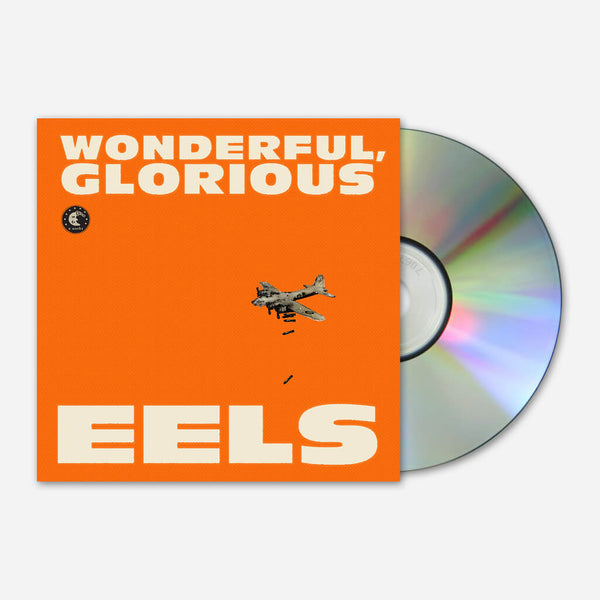 Wonderful, Glorious CD by Eels for sale on hellomerch.com