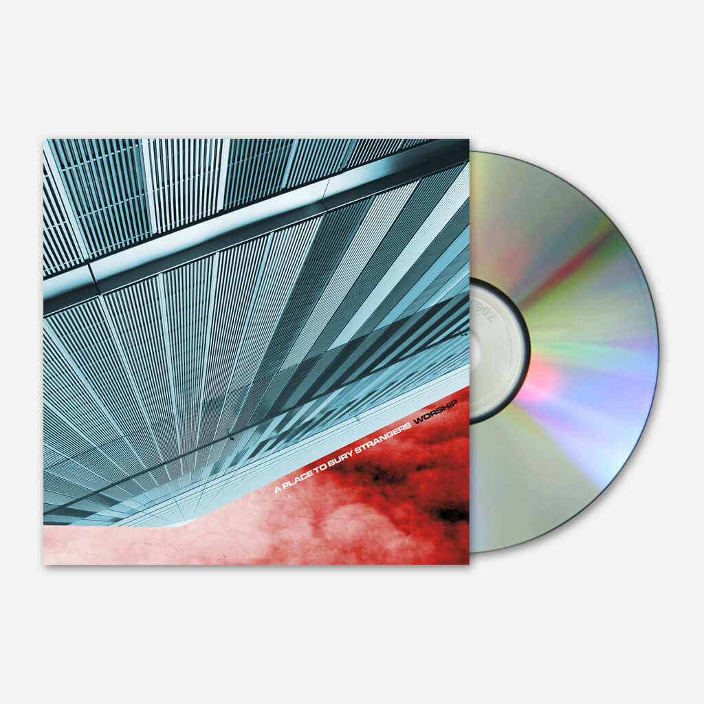Worship CD - A Place To Bury Strangers - Hello Merch
