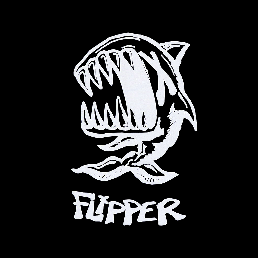 X Fish Black T-Shirt - Flipper - Hello Merch