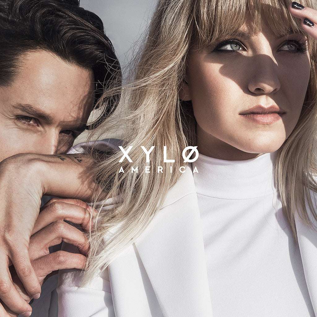 America Signed CD - XYLØ - Hello Merch