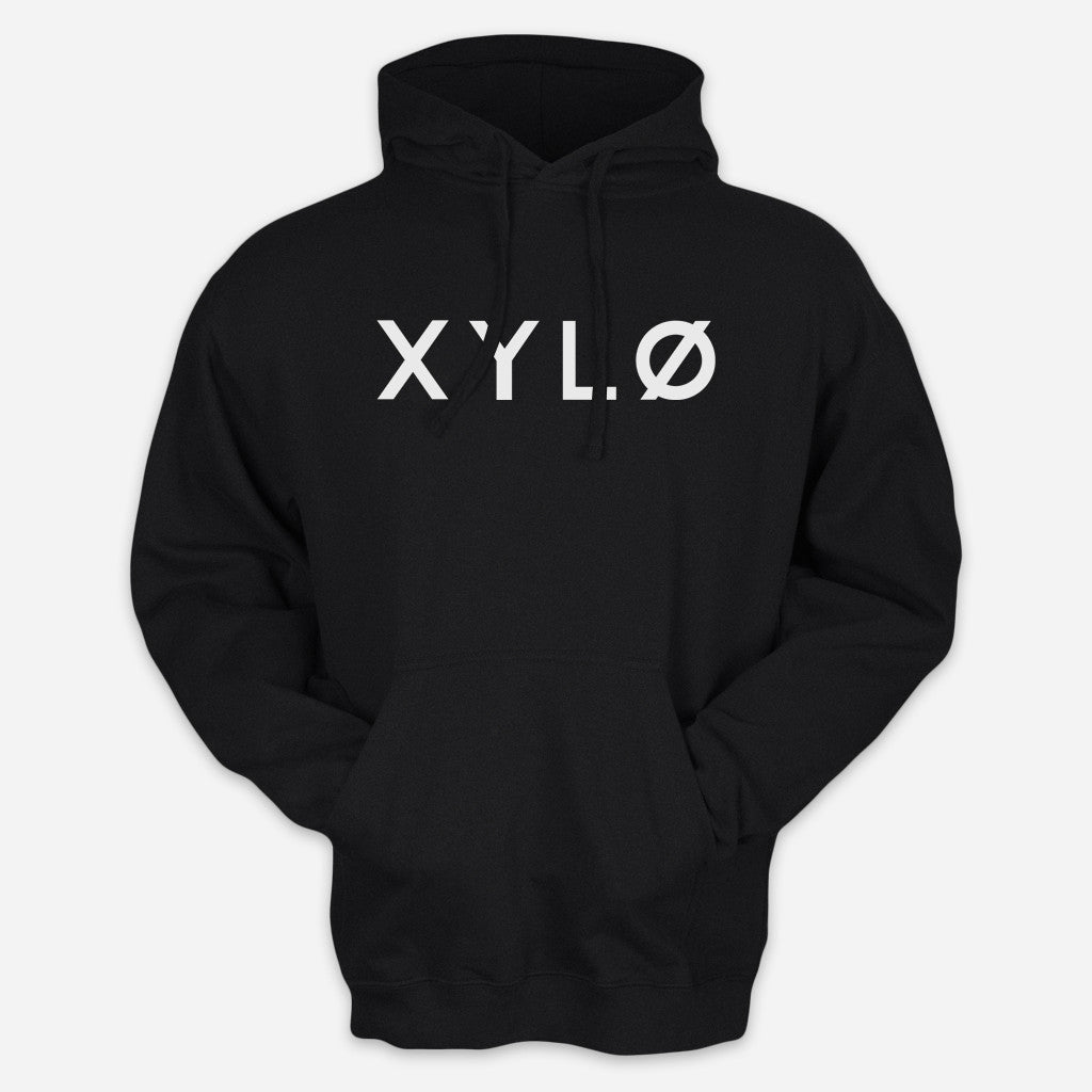 XYLØ Black Pullover Hoodie - XYLØ - Hello Merch
