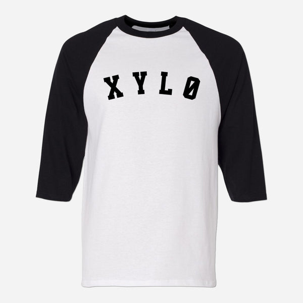 XYLØ Baseball Tee by XYLØ for sale on hellomerch.com