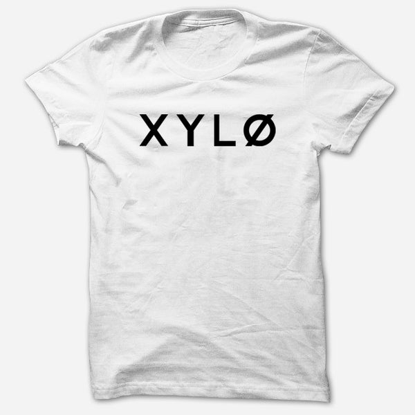XYLØ White T-Shirt by XYLØ for sale on hellomerch.com