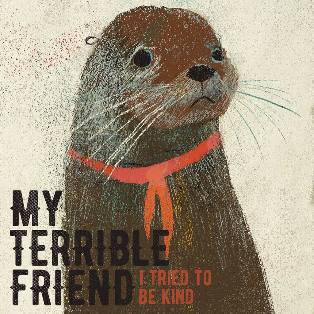 I Tried to Be Kind CD - My Terrible Friend - Hello Merch