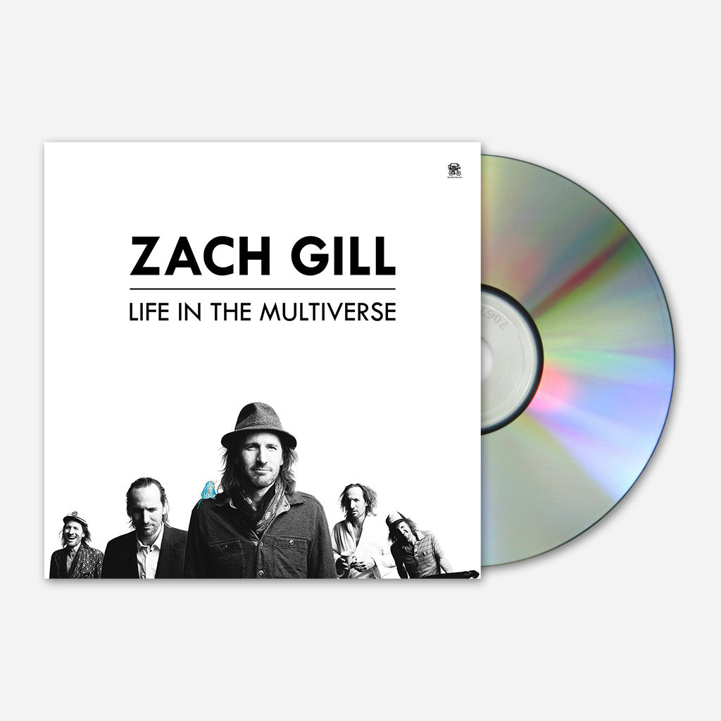 Life In The Multiverse CD