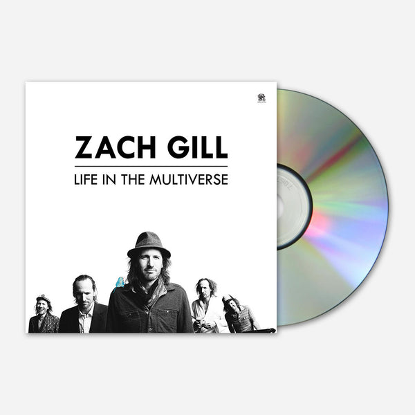 Life In The Multiverse CD by Zach Gill for sale on hellomerch.com