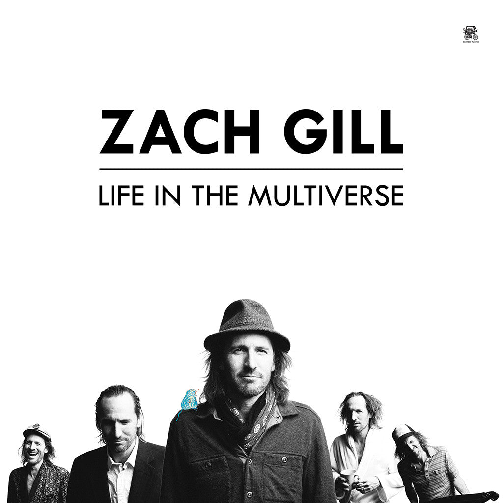 Life In The Multiverse CD - Zach Gill - Hello Merch