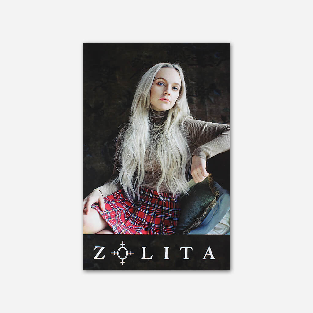 Zolita Portrait Poster - Zolita - Hello Merch