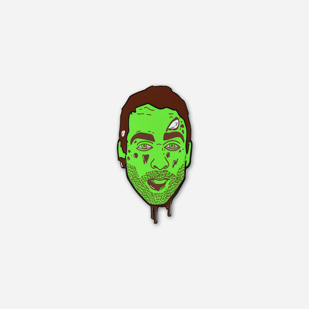 Zombie Mike Pin - Owen - Hello Merch