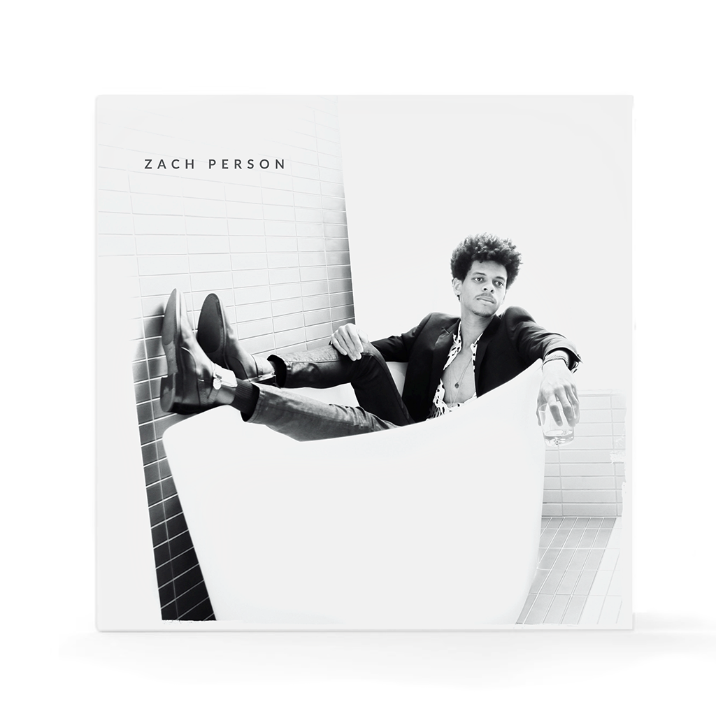 Zach Person LP CD