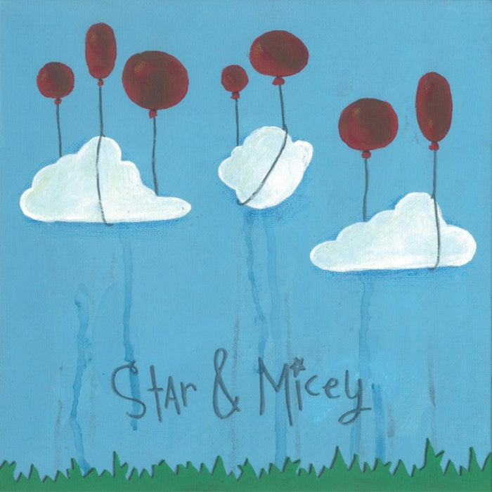 Star & Micey - Self Titled CD - Ardent Music - Hello Merch