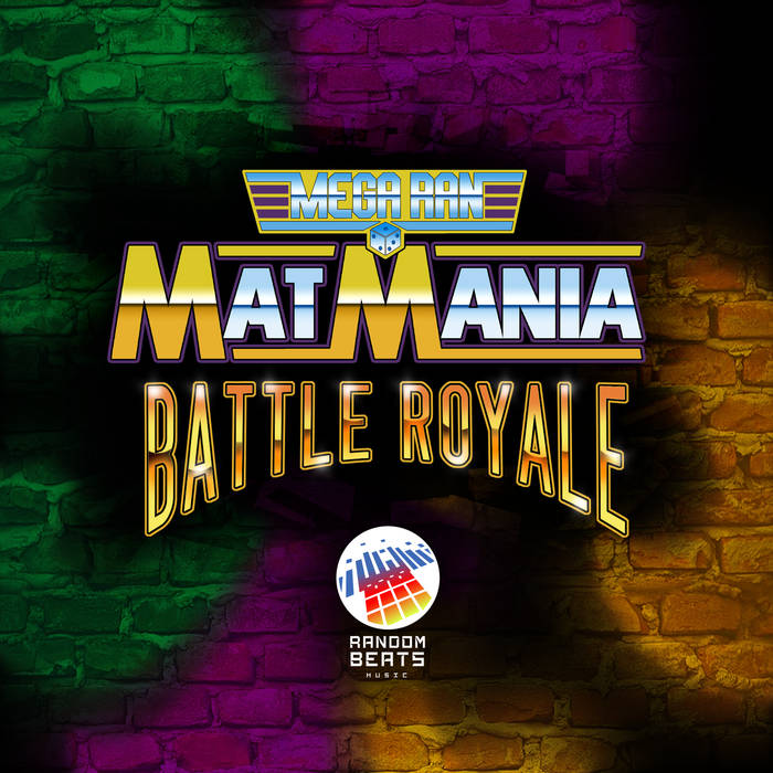 Mega Ran - Mat Mania: Battle Royale CD