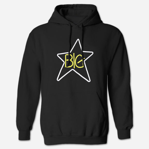 Big Star - Neon Pullover Hoodie by Ardent Music for sale on hellomerch.com