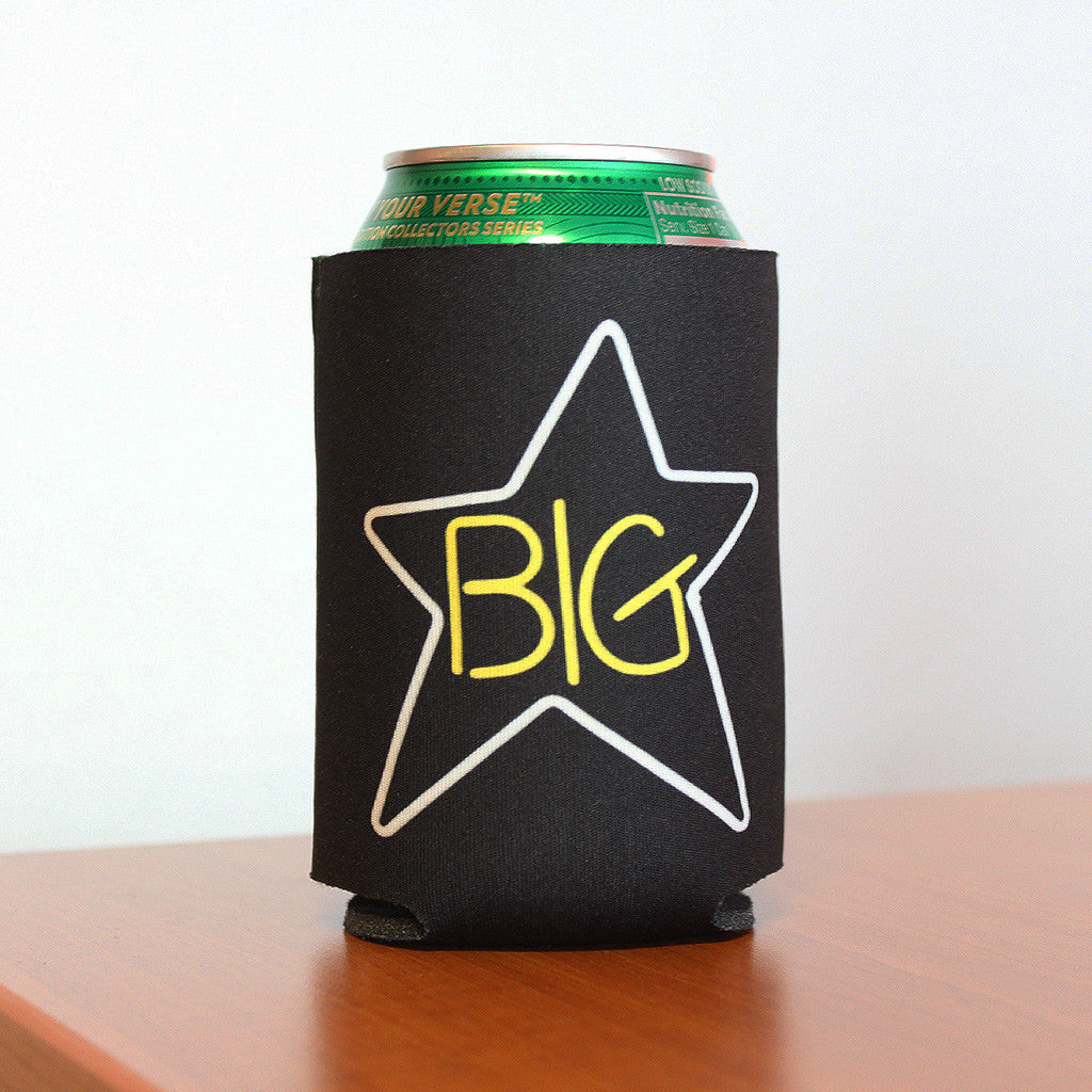 Big Star - Neon Koozie