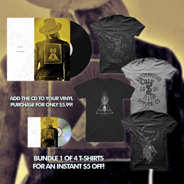 Star Treatment Bundles by Wovenhand for sale on hellomerch.com