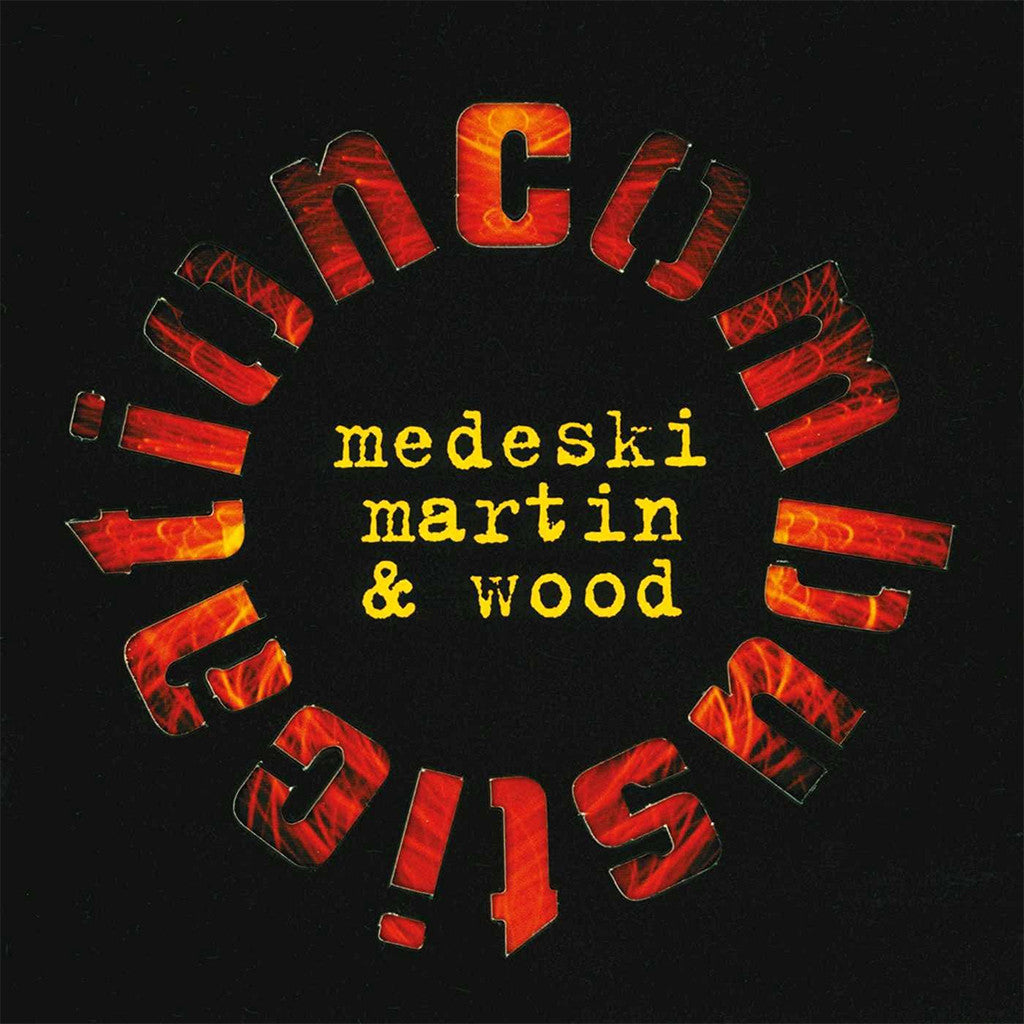 Combustication CD - Medeski Martin & Wood - Hello Merch
