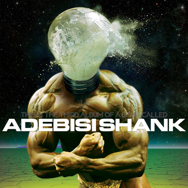 This is the Third Album of a band called Adebisi Shank by Adebisi Shank for sale on hellomerch.com
