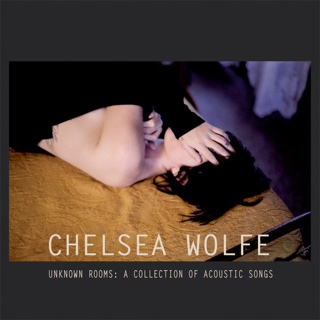Unknown Rooms CD - Chelsea Wolfe - Hello Merch