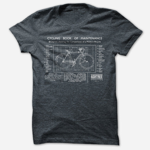 Cycling T-Shirt by Ashtree for sale on hellomerch.com
