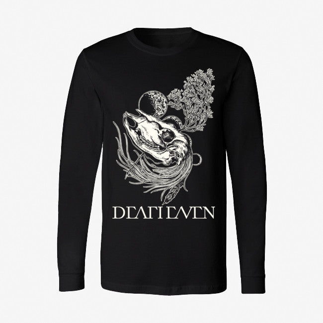 Deafskull Long Sleeve T-Shirt - Deafheaven - Hello Merch