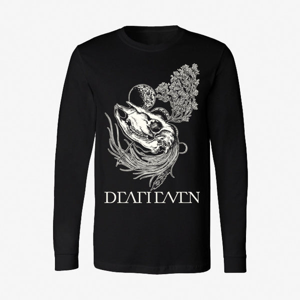 Deafskull Long Sleeve T-Shirt by Deafheaven for sale on hellomerch.com