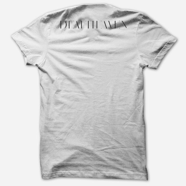 Sunbather White T-Shirt - Deafheaven - Hello Merch
