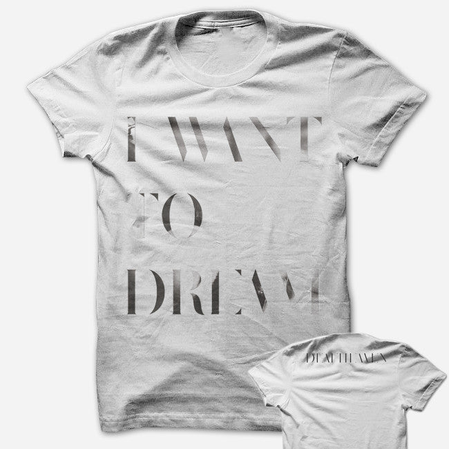 Dreamhouse White T-Shirt