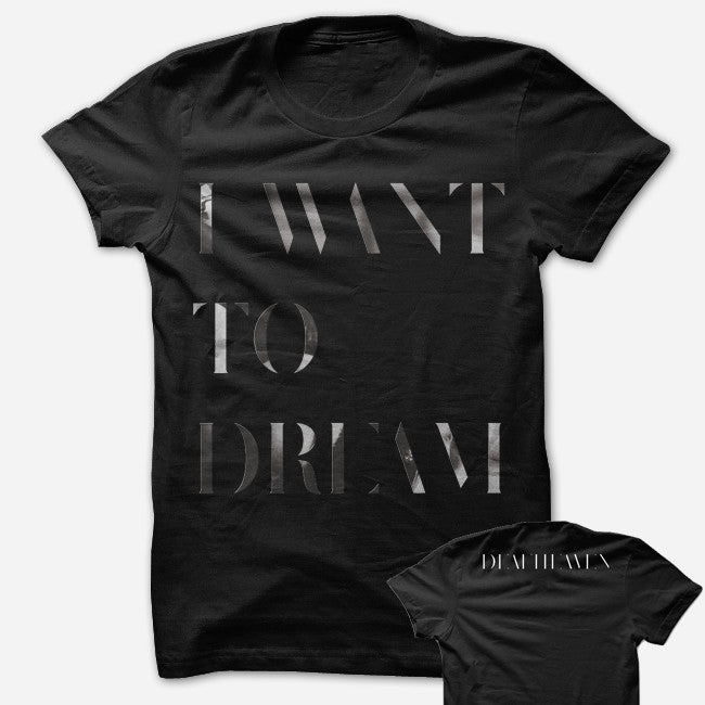 Dreamhouse Black T-Shirt