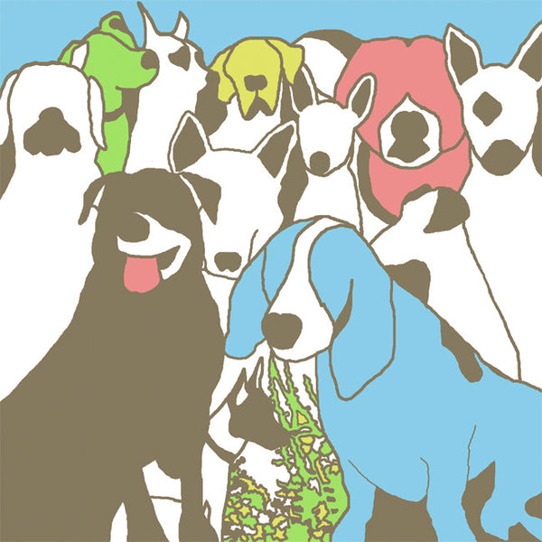Dog Problems CD by The Format for sale on hellomerch.com