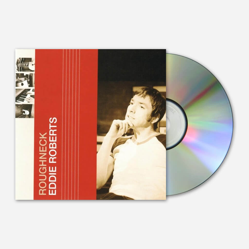 Eddie Roberts - Roughneck CD - The New Mastersounds - Hello Merch