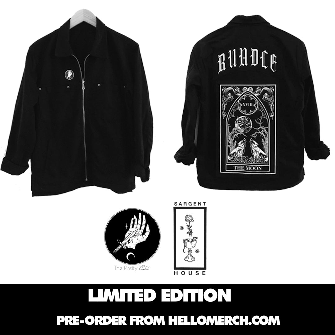 "The Pretty Cult ""Tarot"" Collection Jacket - Emma Ruth Rundle"
