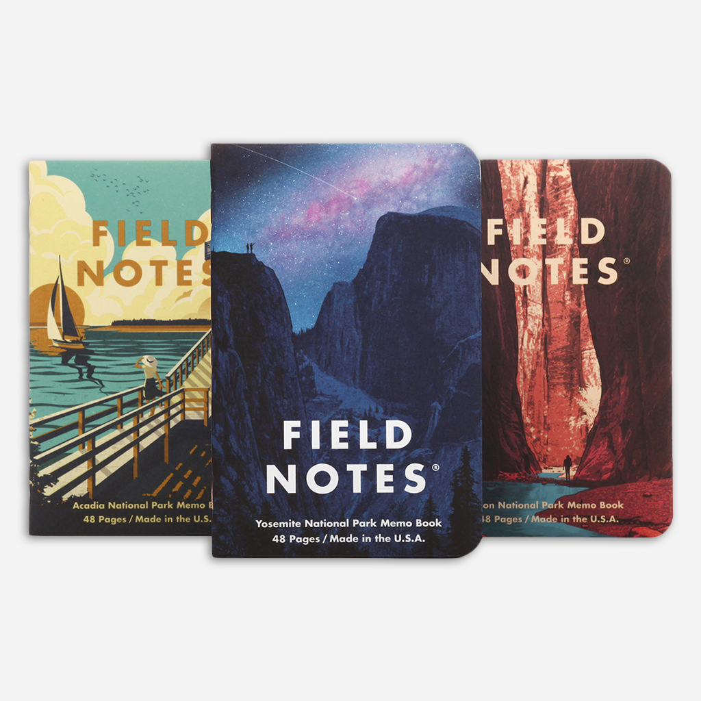 National Parks 3-Pack