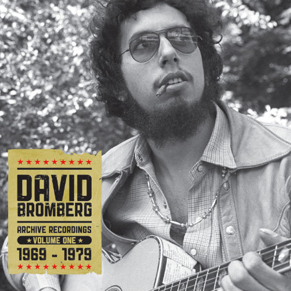 Archive Recordings Volume One 1969-1979 CD by David Bromberg for sale on hellomerch.com