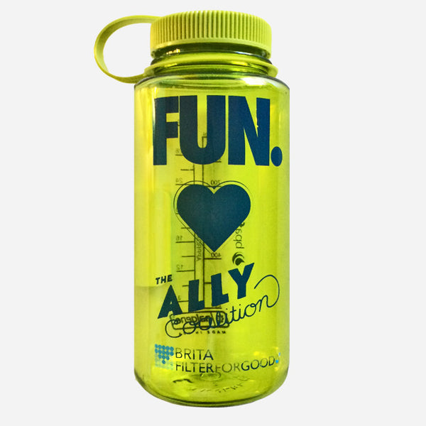 TAC Water Bottle (FUN. Edition) by The Ally Coalition for sale on hellomerch.com