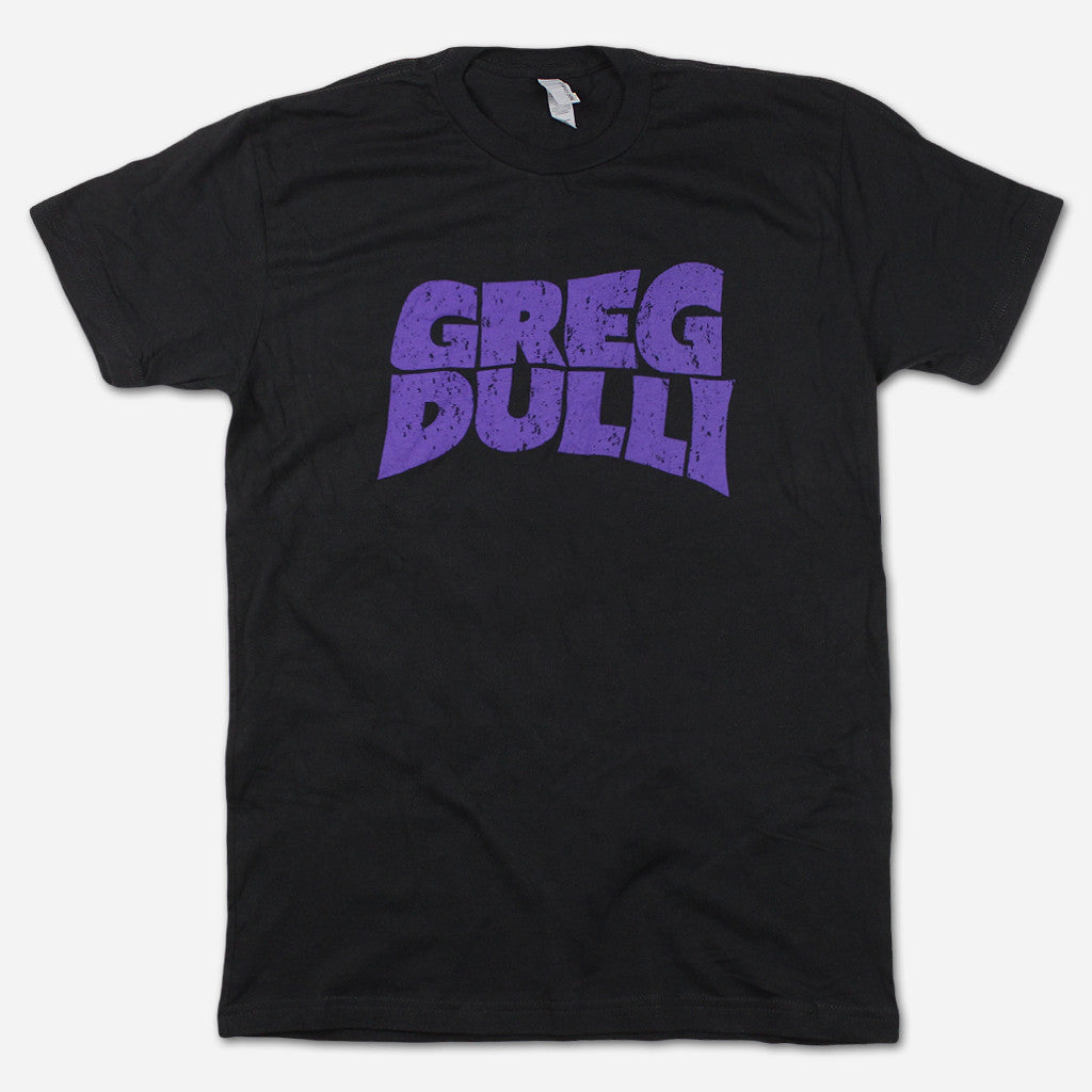 Greg Dulli Black T-Shirt - Greg Dulli - Hello Merch