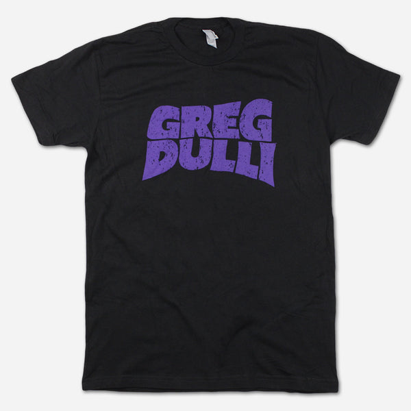 Greg Dulli Black T-Shirt by Greg Dulli for sale on hellomerch.com