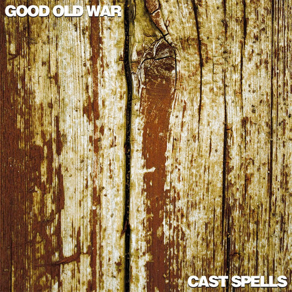 Good Old War/Cast Spells Split EP CD by Good Old War (SH) for sale on hellomerch.com