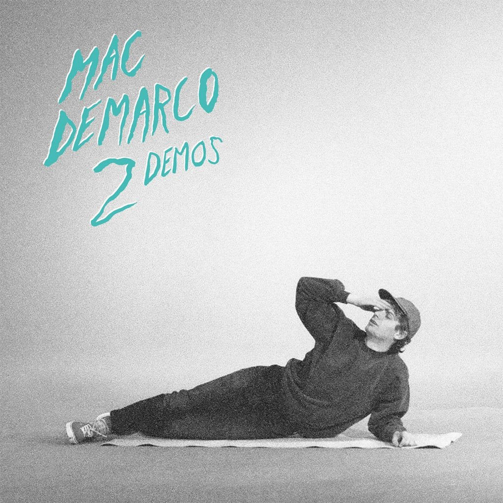 Mac DeMarco 2 Demos Vinyl - Mac DeMarco - Hello Merch